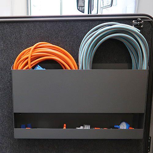 Schlauch- und Kabelbox