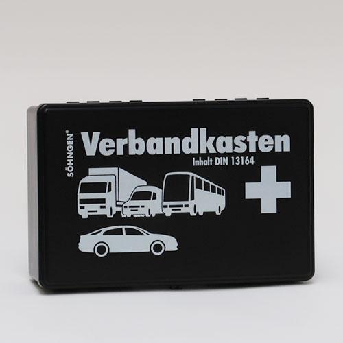 Remectro-Verbandskasten-schwarz