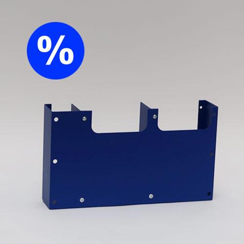 Remectro - Erste Hilfe Box % - blau