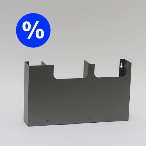 Remectro - Erste Hilfe Box % - hellgrau