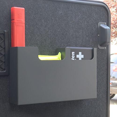 Remectro-Erste Hilfe Box für die Türmontage