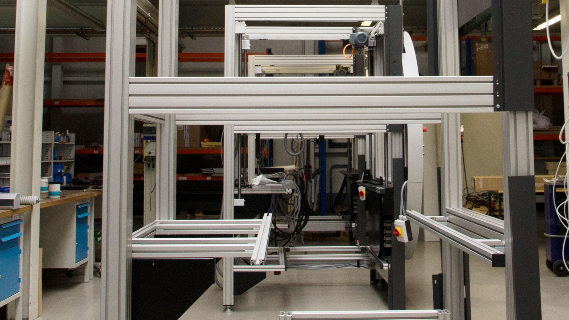 Remectro-Montage-Papierlaser