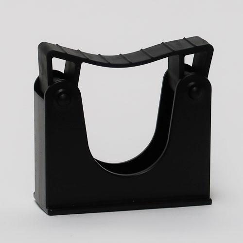 Remectro-Klemmhalter-schwarz-offen