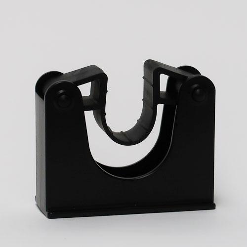 Remectro-Klemmhalter-schwarz-zu